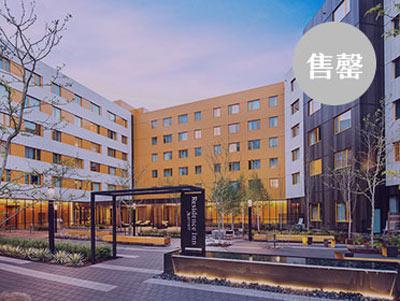 2012 成功推广多个经典酒店项目