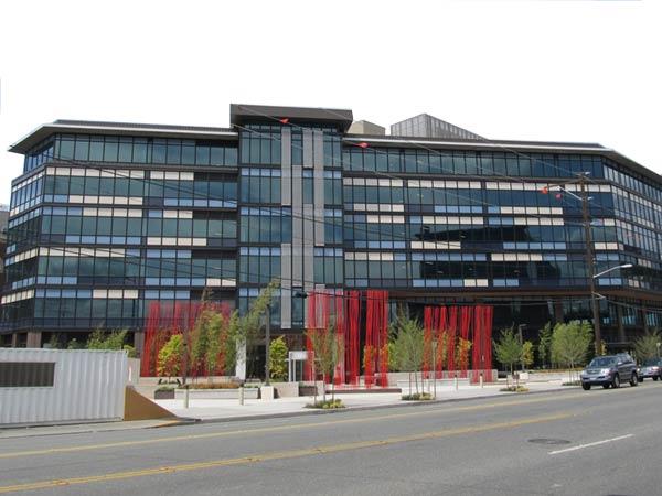 Homeplate Center Phase I & Phase II, Seattle