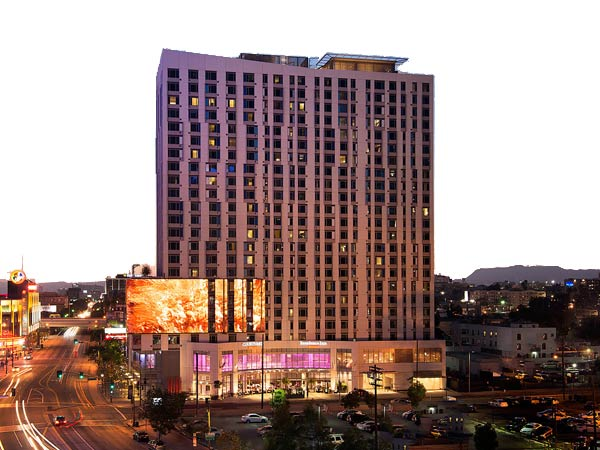 Marriott Residence Inn at LA Live
