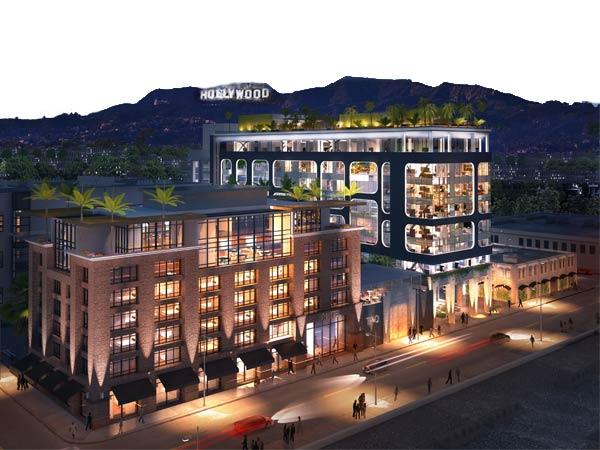 Hollywood Dream Hotel Phase II